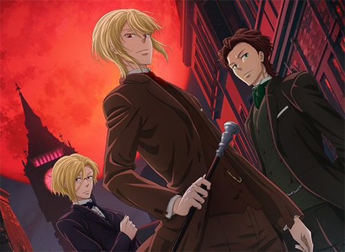 [ANIME] Review MORIARTY THE PATRIOT